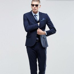 Discount Men S Navy Slim Fit Suits | 2017 Men S Navy Slim Fit