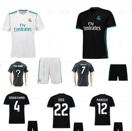 17 18 REAL 2017 REALS MADRID TOP QUALITY ADULT SHORT SLEEVE KIT + SOCKS ФУТБОЛ ДЖЕРСИ 16 17 БЕЛЫЙ ПУРПУТ 3RD MEN SHIRT