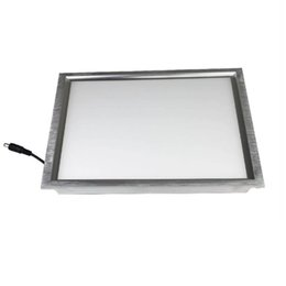 2017 panel mounts Dimmable 40W 48W led panel 600mm x 600mm Silver White Framed led panel 2ft X 2ft Suspended led lights AC 110-240V UL FCC cheap panel mounts