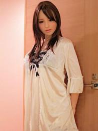 Wholesale Las muñecas verdaderas japonesas del amor de los muñecas del sexo adulto del sexo juegan la mitad de la entidad Muñeca del sexo del silicón Muñecas realistas del sexo de la voz dulce de la venta caliente