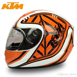 2016 newest ktm motorcycle full face helmet street racing motorbike casque casco capacete protective gear