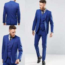 Discount Wearing Slim Black Suits Wedding | 2017 Wearing Slim