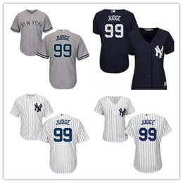 cheap womens youth new york yankees 99 aaron judge white home gray road stitched mlb jersey mens american league blue