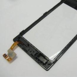 Pour 520 Touch Screen Digitizer + Remplacement Cadre Pour Nokia Lumia 520 N520 Haute Qualité