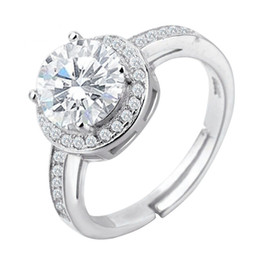 Discount Carbon Diamond Rings | 2017 Carbon Diamond Rings on Sale ...