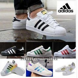 White Adidas Originals Superstar Up Sneakers