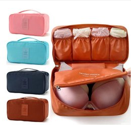 2017 underwear sell New Hot Good Selling Women Travel Outdoor Cosmetic Bag Wash Underwear Admission Package Storage Bag 2525 cheap underwear sell