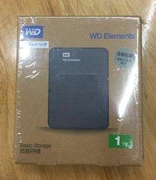 1TB 2TB disco duro externo portátil USB 3.0 2.5