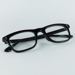 new retro clear lens optical glasses designer women men vintage eyeglasses frame professional custom optical lens 2104
