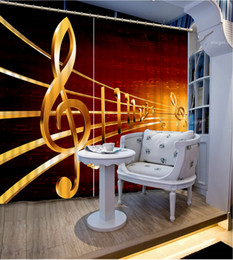Home Ddecorative Home Decor 3d Luxury European Modern Music Noted Fashion Decor Home Decoration For Bedroom