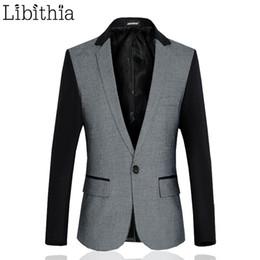 Discount Grey Cotton Suits For Men | 2017 Grey Cotton Suits For ...