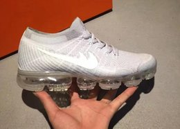 online shopping 2017 New high quality Arrival VaporMax Woman mens Shock Running Shoes Fashion Casual Vapor Maxes Sports Sneakers Size