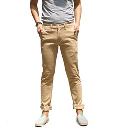 Discount Cotton Twill Khaki Pants | 2017 Cotton Twill Khaki Pants ...
