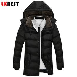 Discount Warmest Down Coat Fur Hood   2017 Warmest Down Coat Fur ...
