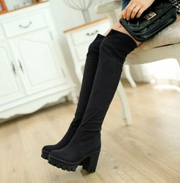 Discount Knee High Boots Fashion Trend | 2017 Knee High Boots ...
