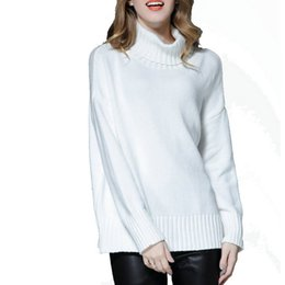 Los suéteres de las mujeres de las manos del oro adelgazan el envío libre de la ropa del cuello de la tortuga de la manga de las mujeres largas de la ropa El envío libre de las mujeres arropa el envío libre