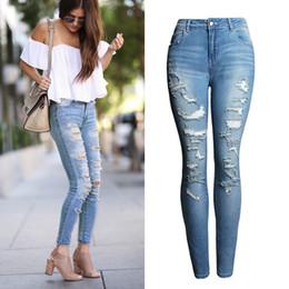 Discount Womens Spandex Jeans | 2017 Cotton Spandex Womens Jeans ...