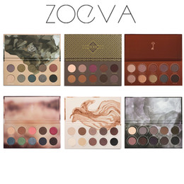 Hight Quality Lidschatten Glow Kit Palette Gemischte Metalle / Kakao Blend / Rose Golden / NATÜRLICH IHREN / RODEO BELLE / SMOKY Nake Eye Shadow