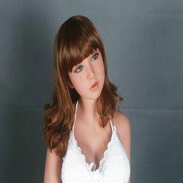 Wholesale 145cm muñeca sexual de silicona completa muñecas adultas reales silicio sexy real muñecas juguetes de cuerpo entero del sexo