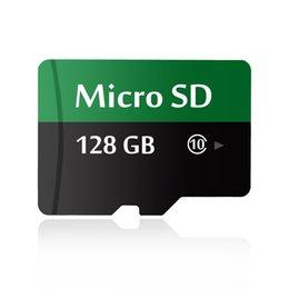 Calidad de la tarjeta de memoria MicroSD de la capacidad plena 128GB 64GB 32GB Tarjeta micro de la clase 10 SDXC 16GB 8GB 4GB 1GB 128MB Tarjeta de MicroSD TF