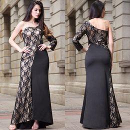 One Shoulder Sheath Full Sequin Dress Online  One Shoulder Sheath ...