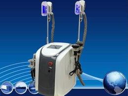 2 крио ручка портативный Zeltiq Cryolipolysis жира замораживания машина диод Lipo лазерной кавитации РФ машина для похудения LLFA