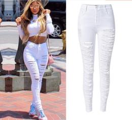 Discount Stretchy White Skinny Jeans   2017 Stretchy White Skinny ...