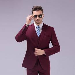 Discount Wedding Suits For Men Brands | 2017 Wedding Suits For Men ...