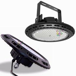 100W 150W 200W 240W UFO LED de alta bahía luz LED ronda del almacén LED IP65 LED Industrial iluminación 90-305V CREE Chip 130LM / W