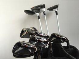 Juego completo del golf M2 del sistema completo M2 Golfista completo de los clubs de golf + Fireways + hierros Eje de R / S-Flex con la cubierta principal