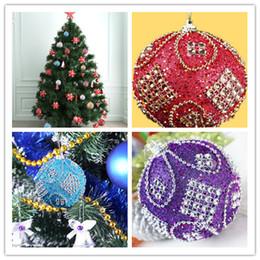 high grade christmas ball shopping mall christmas decorations christmas tree ornaments festive ornaments wholesale red - Christmas Decorations Wholesale