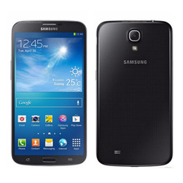 Оригинальный Samsung GALAXY Mega 6.3 I9200 GSM 3G Разблокирован Двухъядерный 1,7 ГГц ОЗУ 1,5 ГБ ROM 16GB 8MP / 2MP Android 4.2 смартфон
