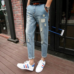 Korean Cheap Jeans Online | Cheap Korean Jeans Men for Sale