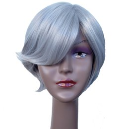 Surprising Discount Old Woman Wigs 2017 Old Woman Wigs On Sale At Dhgate Com Hairstyle Inspiration Daily Dogsangcom