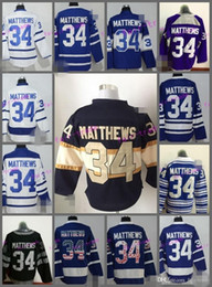 a8163f7ba 2017 New Draft Toronto Maple Leafs Jersey Blue 34 Auston Matthews Ice Hockey  Jerseys Team Color Alternate All Stitched Best Quality cheap best color  jersey ...