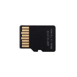 Tarjeta de memoria micro de la capacidad 4GB 8GB 16GB 32GB SD SDHC TF de la capacidad verdadera libre del envío con la tarjeta micro SD de la tarjeta del SD del adaptador del SD