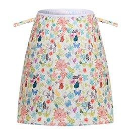 Wholesale 5pcs Baby Tissu Couche Paillasson Sac Nappy Réutilisable Imperméable Résistant Pail Liner Wet Bag Sac Poubelle