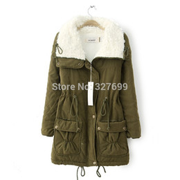Feminine Long Winter Jacket Online | Feminine Long Winter Jacket