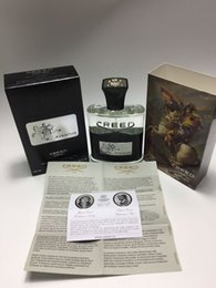 Wholesale New Creed aventus perfume for men cologne ml with long lasting time good smell to quality high fragrance capactity