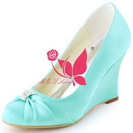 Mint Green Shoes Kitten Heel Online | Mint Green Shoes Kitten Heel ...