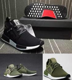 adidas originals nmd r2 primeknit shoes mens sneakers black