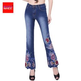 Stretch Bell Bottom Jeans Online   Stretch Women Jeans Bell Bottom ...