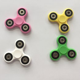 Best Quality Hand Spinner Fidget Toys Finger Spinner Toy Hand tri spinner HandSpinner EDC Toy For Decompression Anxiety Toys