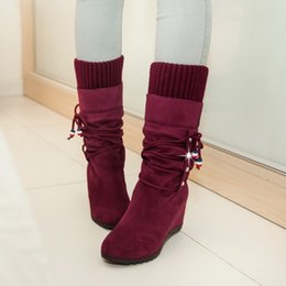 Plus Size Flat Thigh High Boots Online | Plus Size Flat Thigh High ...