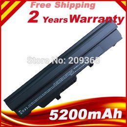 Vente en gros- Batterie pour ordinateur portable pour MSI BTY-S11 BTY-S12 Vent U100 L1300 L1350 L1350D U100X U100W U135DX U210 U270 U90X Wind12 U200 U210 U230