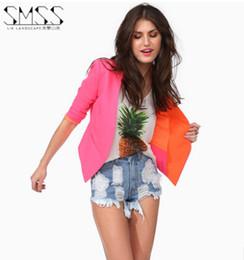 Discount Pink Blazer Jacket For Women | 2017 Pink Blazer Jacket