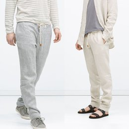 Simple Linen Pants Online | Simple Linen Pants for Sale