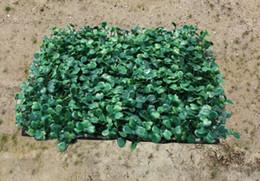 Hierba Artificial de hierba de madera de bóveda topiary árbol Milan Grass para jardín, hogar, decoración de la boda Artificial Plants LLFA