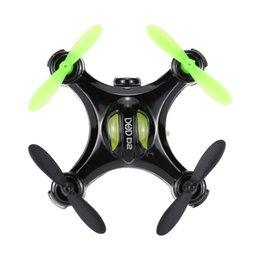 2017 Fashion DHD D2 Mini drone avec caméra 2MP 2.4GHz 4 canaux 6 axes Gyro Quadcopter 3D roulement RTF Dron VS JJRC H20 H8 CX-10