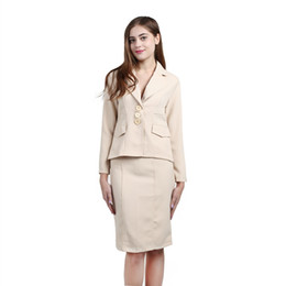Discount Professional Women Skirt Suits | 2017 Professional Skirt ...